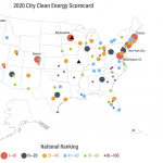 ACEEE 2020 City Clean Energy Scorecard graphic