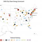 ACEEE 2020 City Clean Energy Scorecard graphic