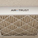 Airotrust air filter housing