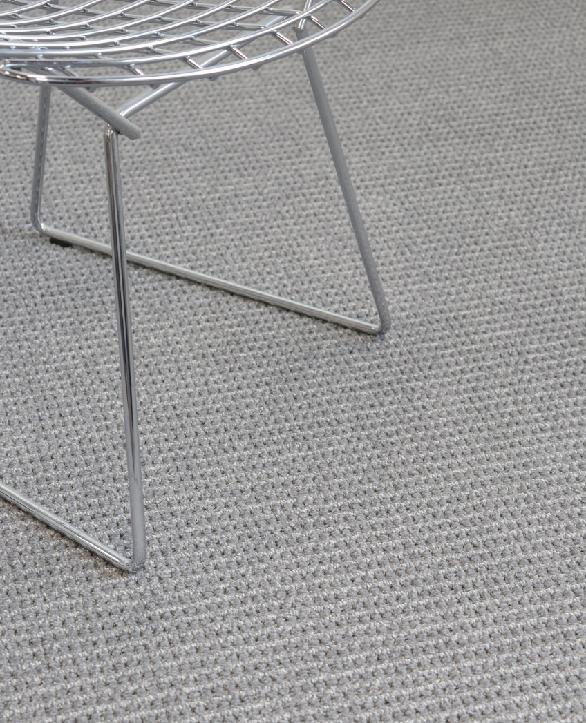 Amulet broadloom carpet from Zeftron and Bloomsburg