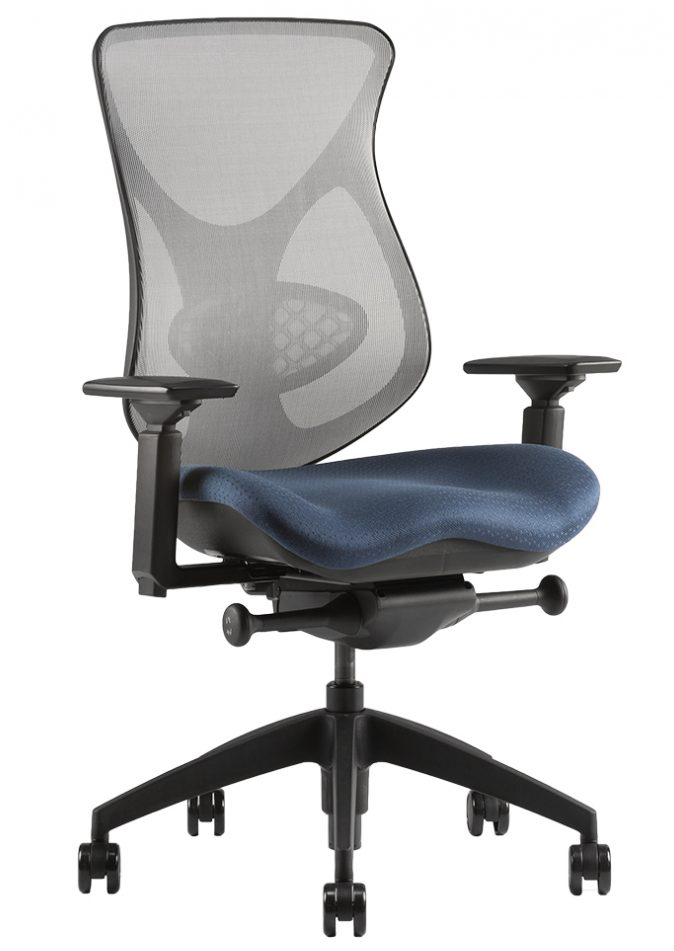 ErgoGenesis BodyBilt Midcelli task chairs