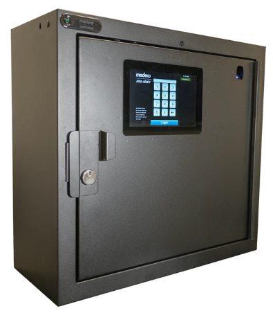Medeco's Intelligent Key Cabinet