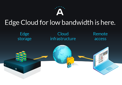 Arcules Edge Cloud security-as-a-service