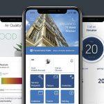 TranswesternHub smart building app
