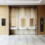 Bobrick VIP Lounge in restroom design guide