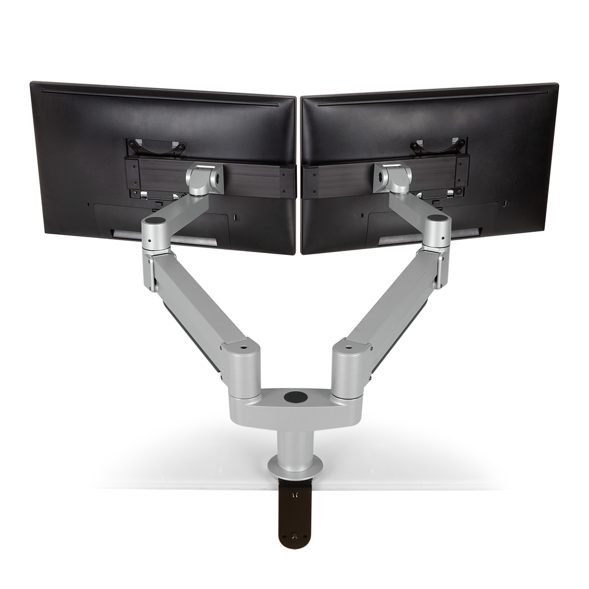 HAT Collective ergonomic monitor arms