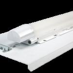 Universal Lighting Technologies LRAxC LED Strip Fixture Retrofit Kit with Bluetooth Controls