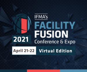 IFMA's Facility Fusion Conference and Expo logo