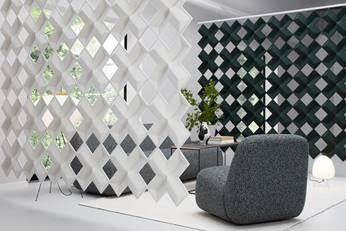 Unika Vaev Air-X acoustic hanging product