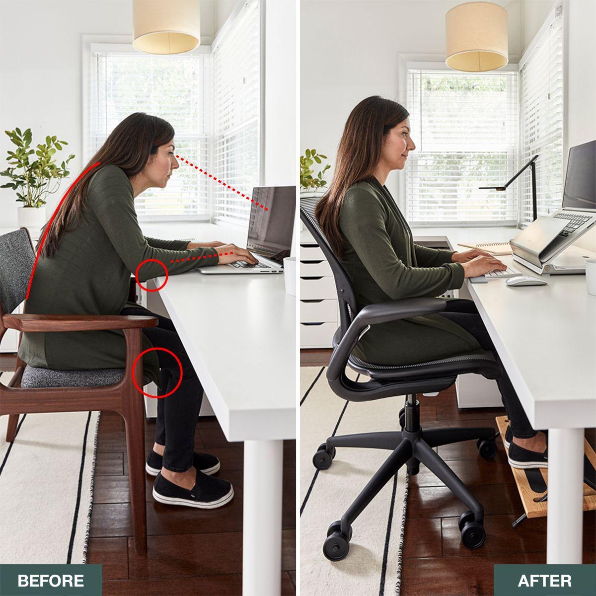 Humanscale ergoIQ HOME ergonomics assessment platform