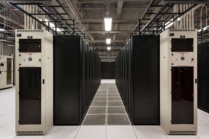 Miramar server racks