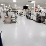 SelecTech FreeStyle ESD Plus tile flooring in OSDA electronics assembly facility