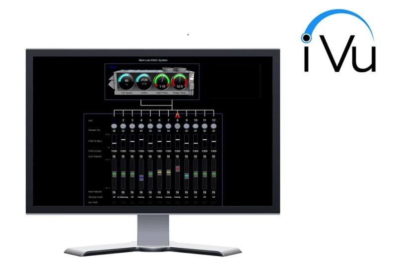 Carrier i-Vu for Life Sciences BAS