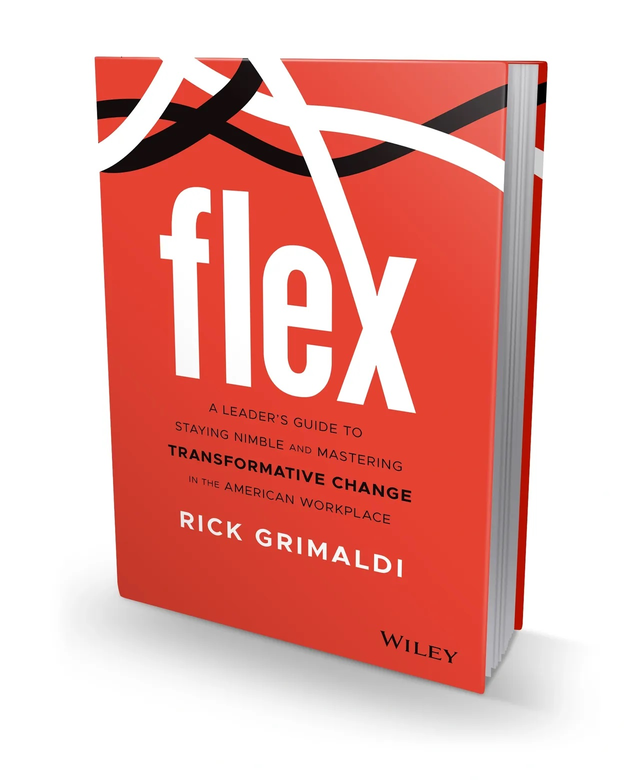 """Cover of """"Flex"""" book on a safe, legal return to the workplace"""