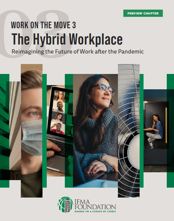 Cover of Work on the Move 3: Building Better Workplaces After the Pandemic