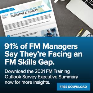 2021 FM Training Outlook Survey