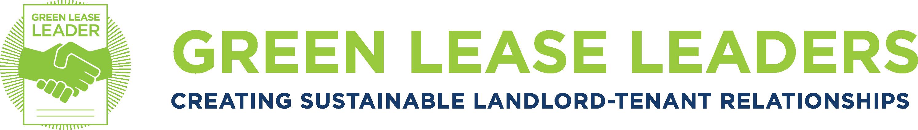 Green Lease Leaders logo