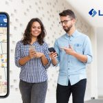 LenelS2 BlueDiamond mobile app service for building navigation