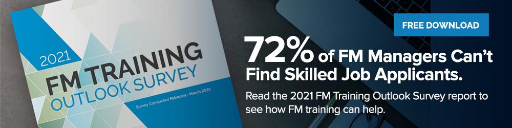 ProFM 2021 FM Training Outlook Survey