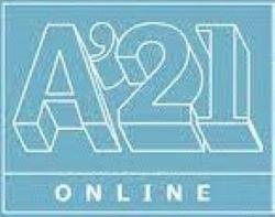 A'21 Online logo
