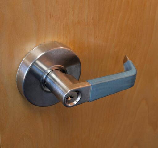 NanoSeptic door handle sleeve