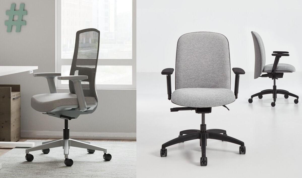 Teknion Visio, Metric work chairs