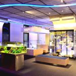 Xicato lighting and lighting controls at Museon on the Hague