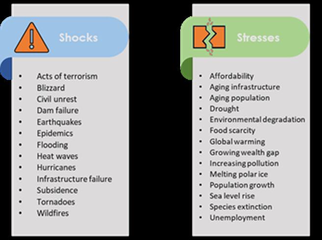 FEA - AIA - Community Shocks and Stresses