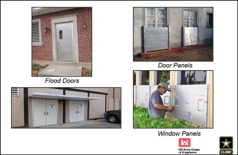 FEA Figure 3 - USACE flood proofing