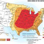 FEA Wind Zones