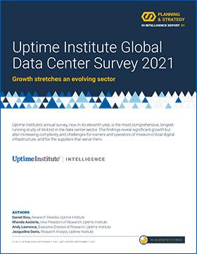 Uptime Institute Global Data Center Survey