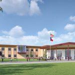 Carrier - La Marque Middle School - Rendering