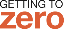 Getting to Zero logo