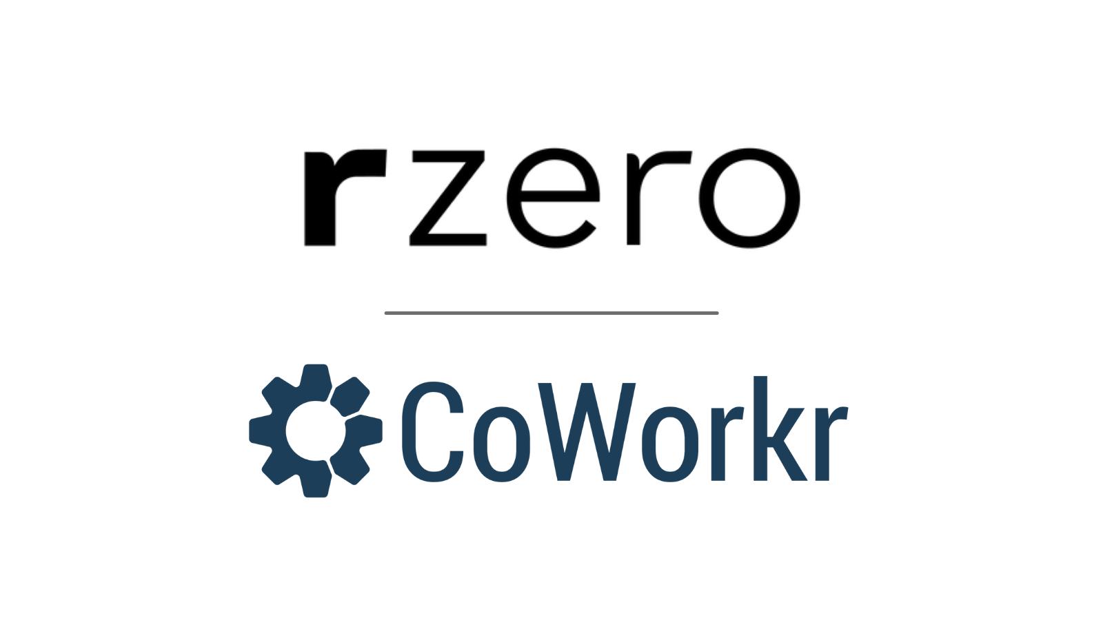 R-Zero - CoWorkr logo