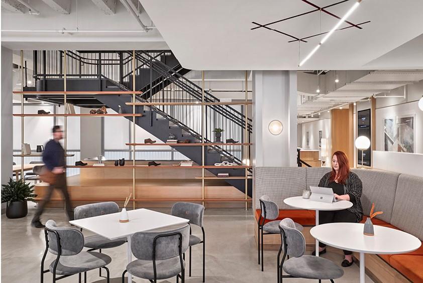 Convene Hamilton Square by FOX Architects