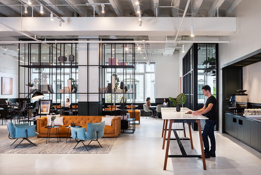 Convene Terrell Place FOX Architects