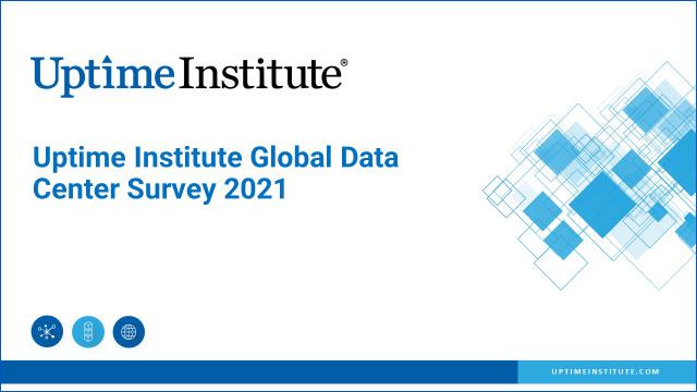 Uptime Institute webinar