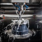 CloudApper - Metalworking CNC lathe milling machine