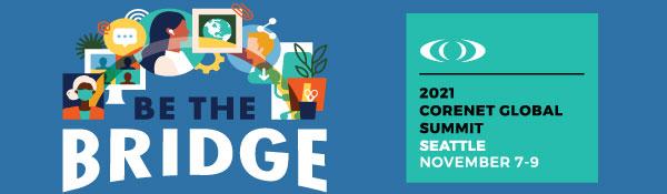 CoreNet Global Summit N Am 2021 banner