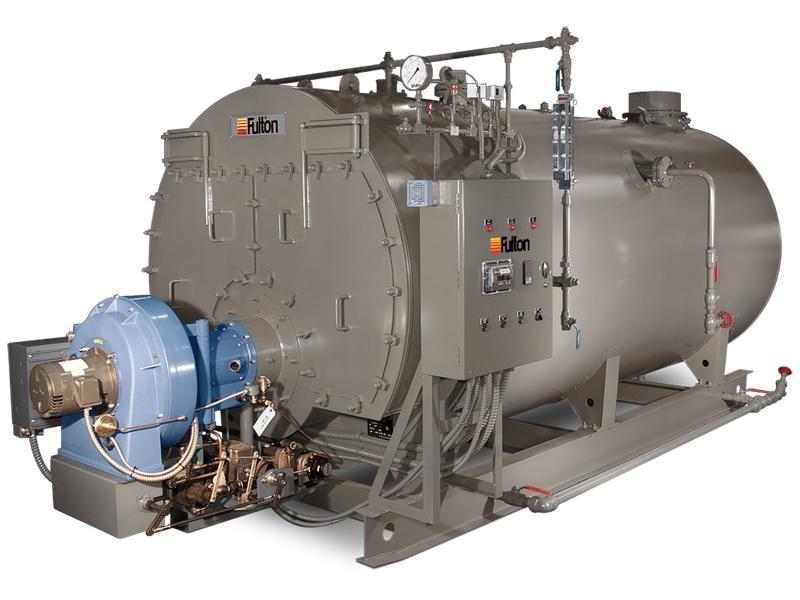 IQS oil-powered boiler